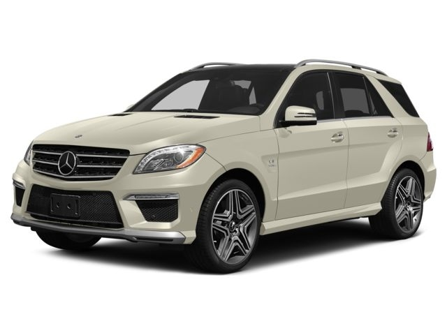 2014 Mercedes-Benz ML63 AMG 4MATIC SUV