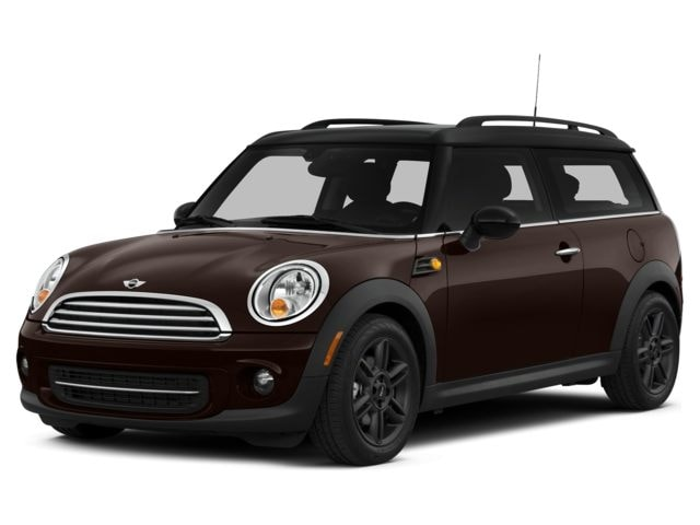 2014 MINI Clubman Cooper Wagon