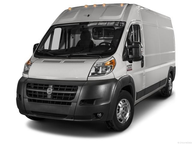 2014 Ram ProMaster 3500 High Roof 159in WB Exten Van
