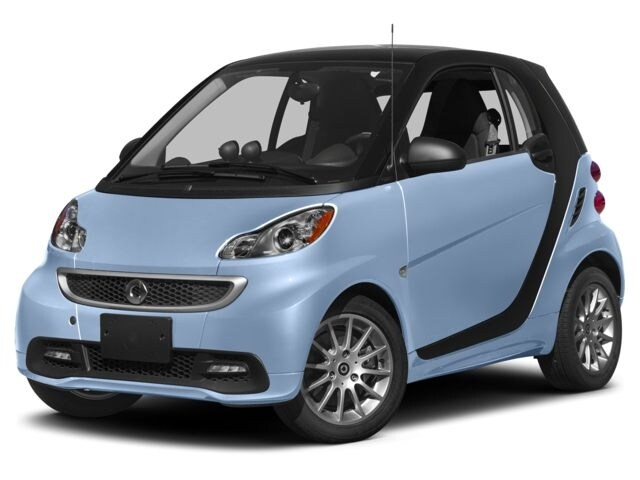 New 2014 Smart Fortwo Pure 2D Coupe Hatchback In San Francisco Bay Area