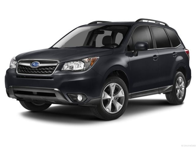 2014 Subaru Forester 2.5i Premium W/All-Weather Package SUV