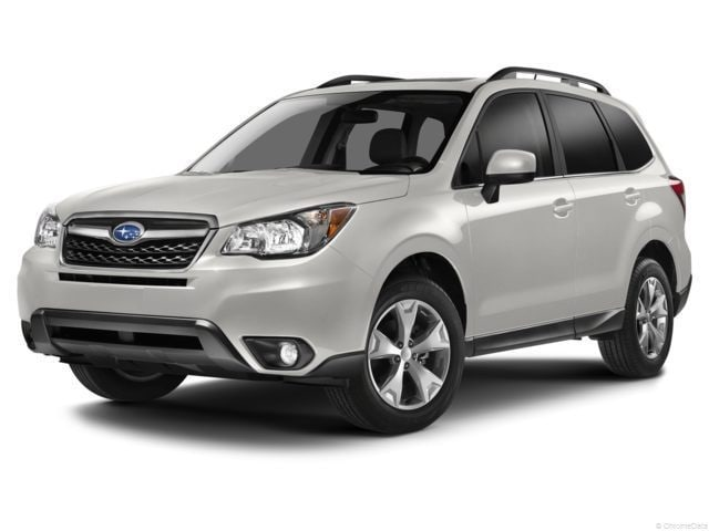 Used 2014 Subaru Forester PREMIUM MOON AWD Sport Utility Minneapolis