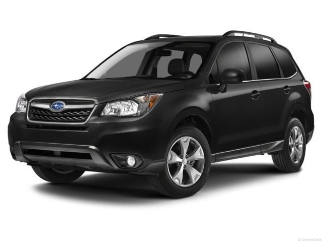 Used 2014 Subaru Forester LIMITED MOON CAM Sport Utility Minneapolis