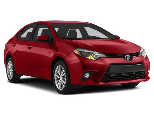 Certified Pre-Owned 2014 Toyota Corolla LE Sedan San Rafael