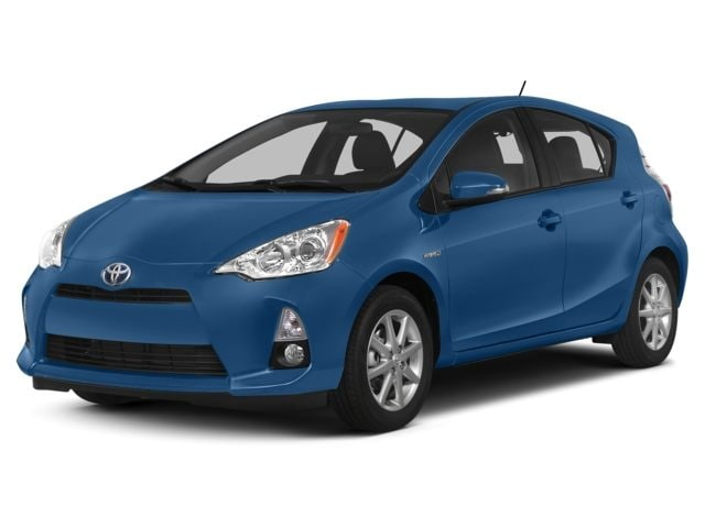 Used 2014 Toyota Prius c PACK 2 ONE OWNER! Hatchback in the Greater St. Paul & Minneapolis Area