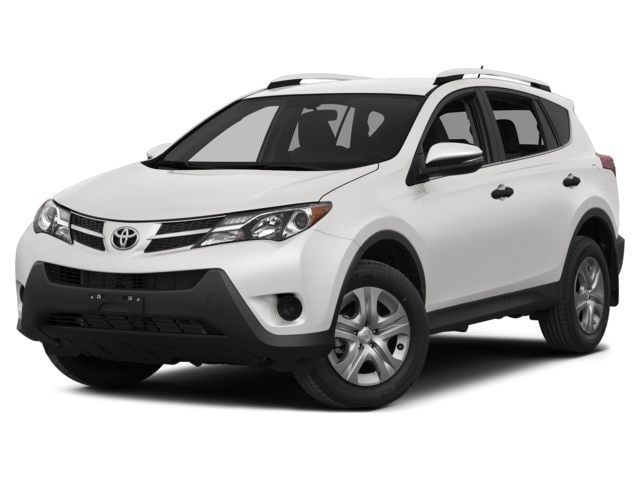 Used 2014 Toyota RAV4 AWD LE SUV for sale in the Boston MA area