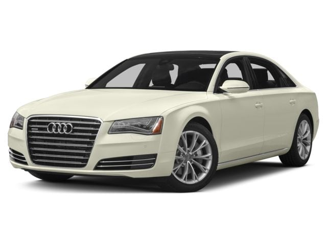 Used 2015 Audi A8 L 3.0T Sedan near Greenville SC