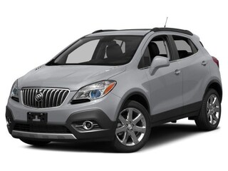 2015 Buick Encore Base Model  AWD  1.4 Liter 4 CYL. /   Auto suv