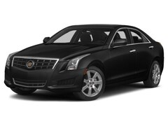 2015 CADILLAC ATS 3.6L Luxury Sedan