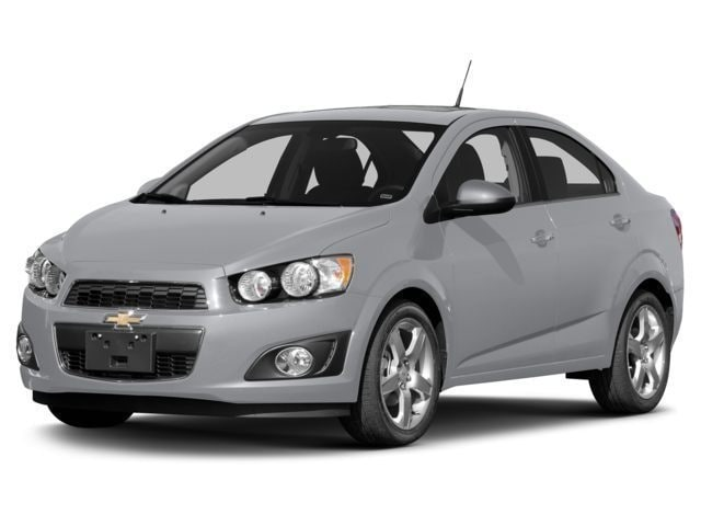 Used 2015 Chevrolet Sonic LT Auto Sedan Irving, TX