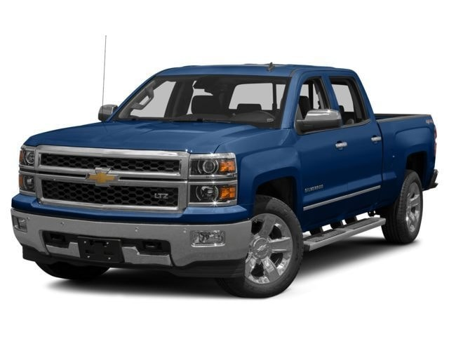 Certified 2015 Chevrolet Silverado 1500 LT 2WD Crew Cab 143.5  w/1 Truck Crew Cab in Houston