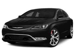 Used 2015 Chrysler 200 Limited Sedan Bullhead City