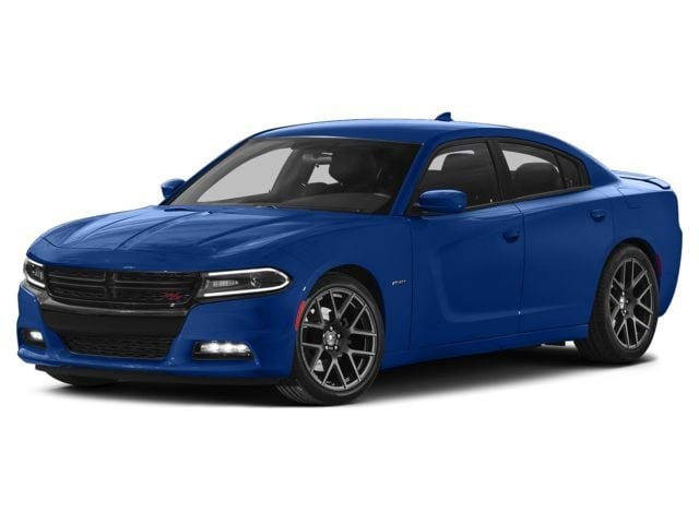 2015 Dodge Charger RT Sedan