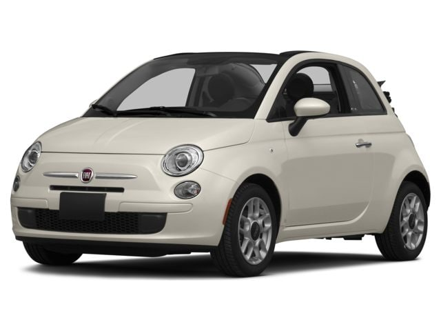 2015 FIAT 500c Pop Convertible NSF663218