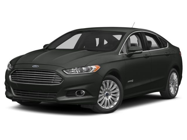 Certified Pre-Owned 2015 Ford Fusion Hybrid SE Sedan in Alexandria VA