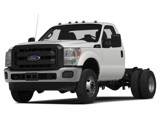 2015 Ford F-350SD XL Cab/Chassis