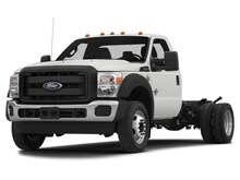 2015 Ford F-450 Chassis F-450 XL CAB AND CHAS