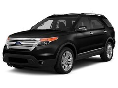 2015 Ford Explorer Sport Four-Wheel Drive With Locking Differential SUV
