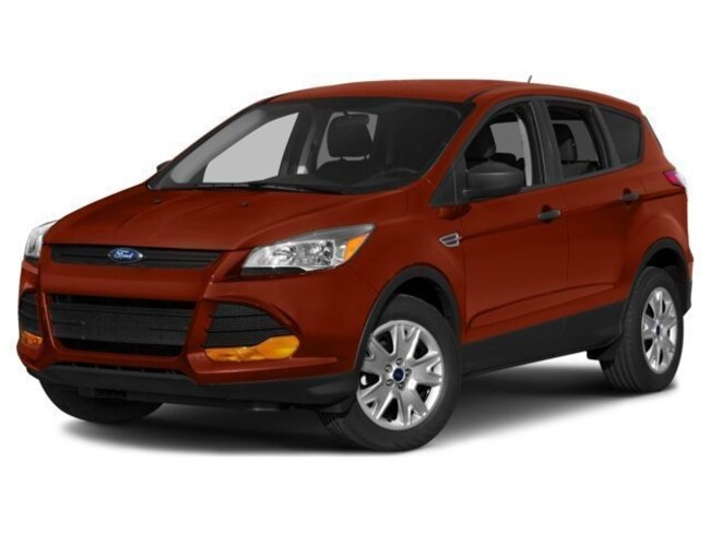 Used 2015 Ford Escape Titanium SUV in St. Louis County