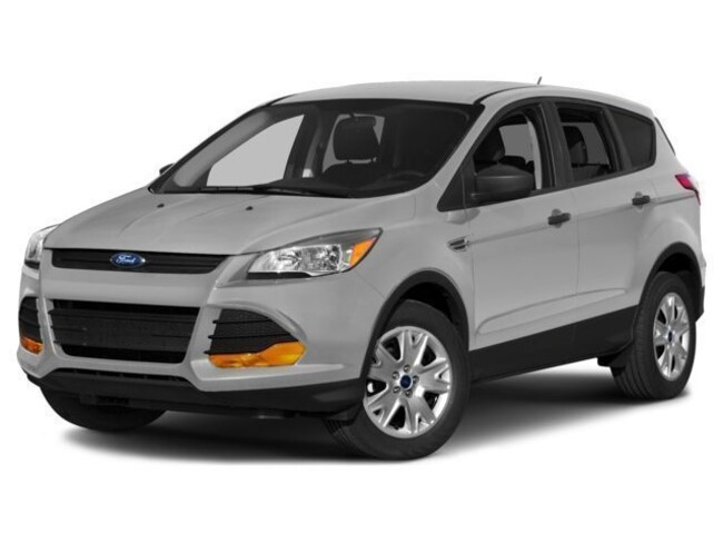 Used 2015 Ford Escape Titanium SUV in Burlington, NC