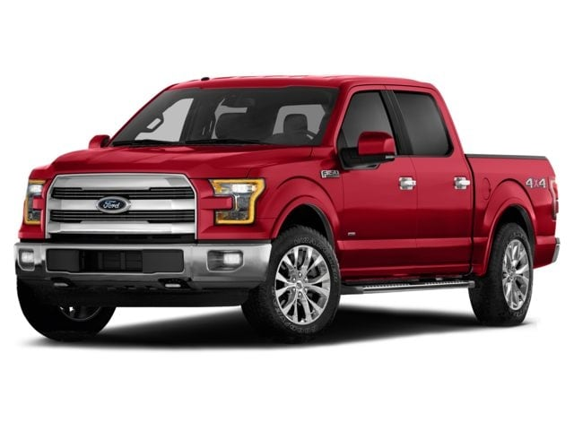 2015 Ford F-150 King Ranch 4WD Supercrew 145 Truck SuperCrew Cab