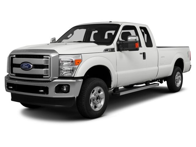 Used 2015 Ford F-250 XLT 2WD Supercab 142 Truck Super Cab in Houston