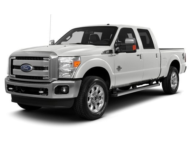 Used 2015 Ford F-250 King Ranch 4WD Crew Cab 156 Truck Crew Cab in Houston