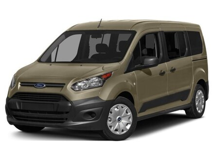 2015 Ford Transit Connect Titanium Van