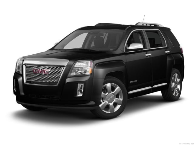 Used 2015 GMC Terrain DENALI NAV MOON SUV Minneapolis