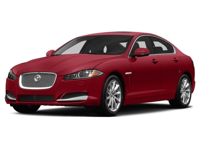 2015 Jaguar XF 2.0T Premium Sedan
