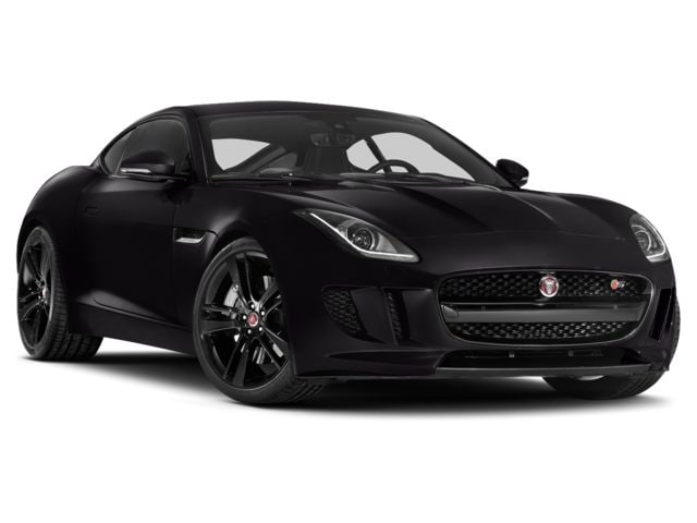 Used 2015 Jaguar F-TYPE S Coupe Near Fort Lauderdale