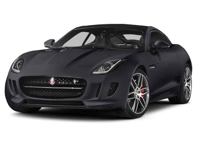 Used 2015 Jaguar F-TYPE V8 R Coupe in San Rafael
