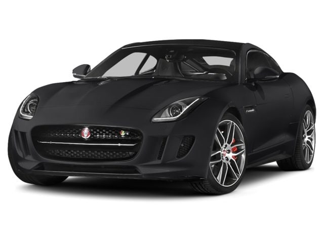 2015 Jaguar F-TYPE R R  Coupe