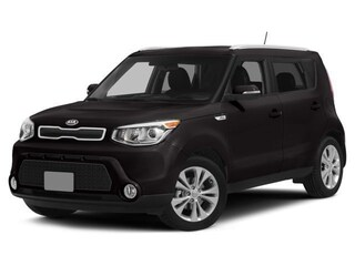 Certified Pre-Owned 2015 Kia Soul Hatchback 11127A in Burlington, MA