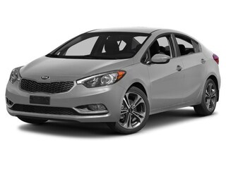 Used 2015 Kia Forte EX Sedan KNAFX4A86F5317971 for sale in Kaysville, Utah at Young Kia
