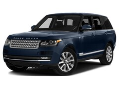 Certified Pre-Owned 2015 Land Rover Range Rover 3.0L V6 Supercharged HSE SUV 17A4398A in Wilmington, DE