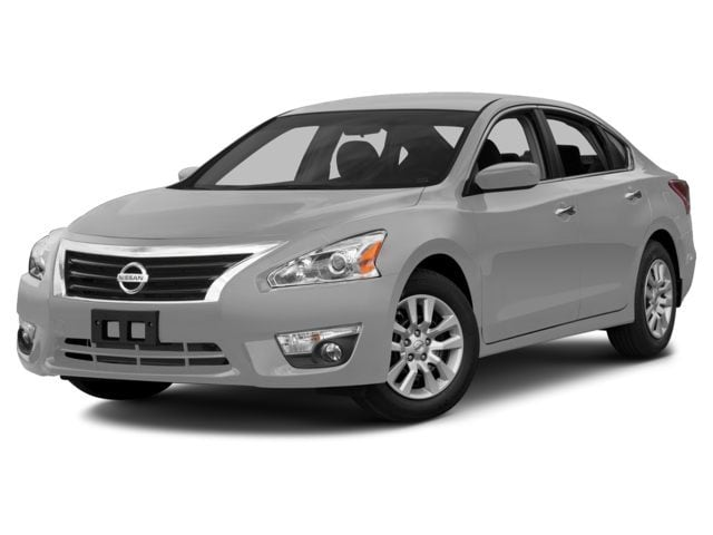2015 Nissan Altima 4dr Sdn I4 2.5 S Car