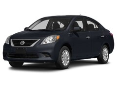 2015 Nissan Versa 4dr Sdn Manual 1.6 S Car