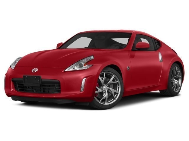 2015 Nissan 370Z Sport Tech Coupe