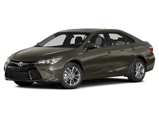 Used 2015 Toyota Camry Hybrid XLE Sedan in Maumee, OH