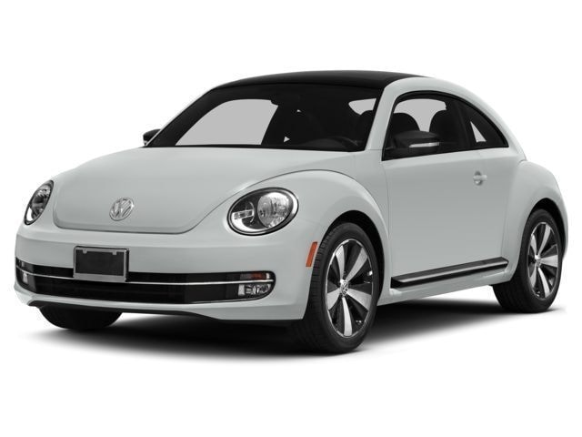 2015 Volkswagen Beetle TDI w/Sunroof/Sound/Navigation Coupe