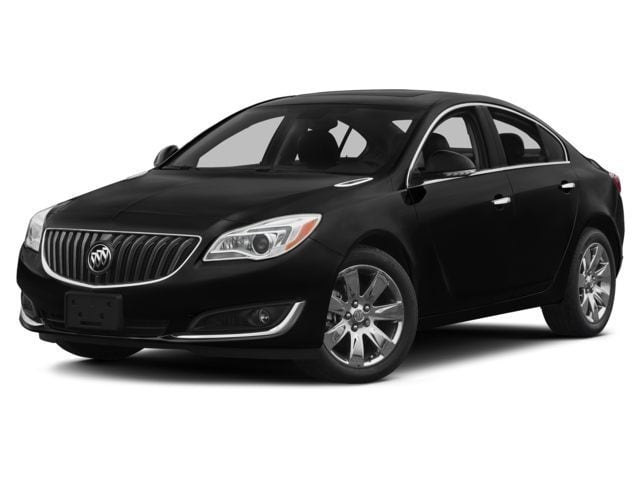 2016 Buick Regal Turbo Sedan