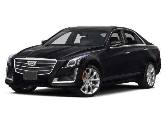 2016 CADILLAC CTS 2.0L Turbo Performance Collection Sedan Medford, OR