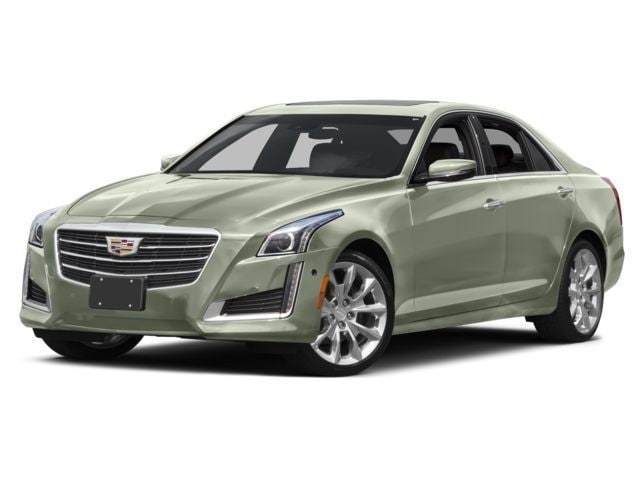 New 2016 CADILLAC CTS 3.6L Luxury Collection Sedan for sale in the Boston MA area
