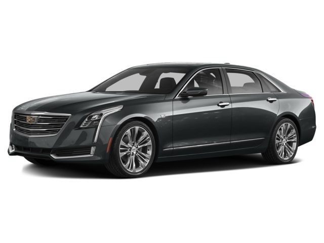 2016 CADILLAC CT6 2.0L Turbo Luxury Sedan