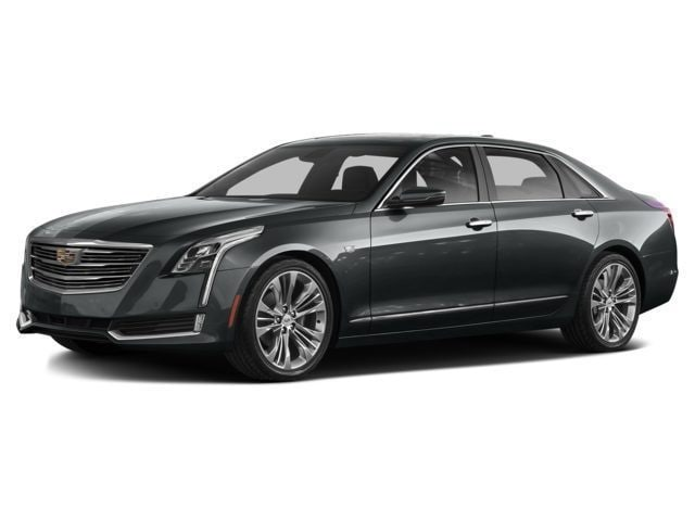 2016 CADILLAC CT6 3.6L Premium Luxury Sedan