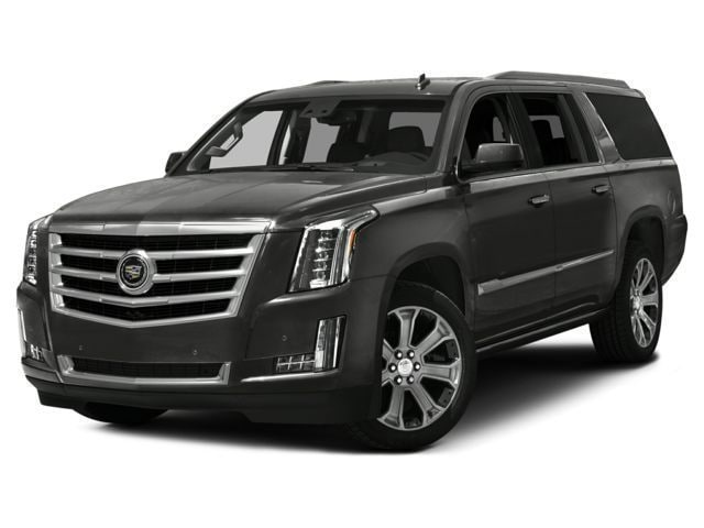 New 2016 CADILLAC ESCALADE ESV Luxury Collection SUV for sale in the Boston MA area