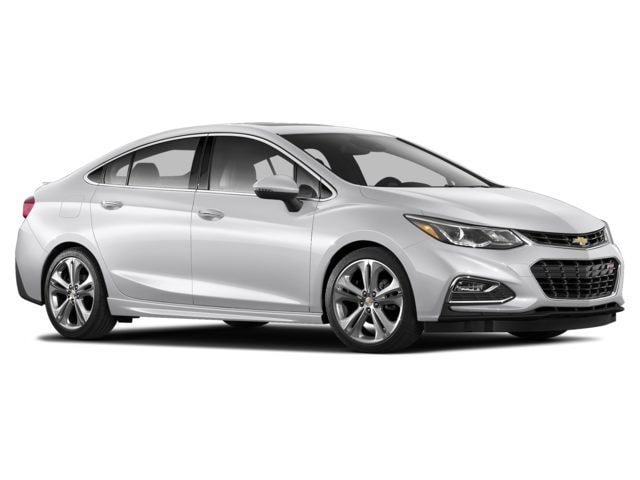 2016 Chevrolet Cruze LT Manual Sedan