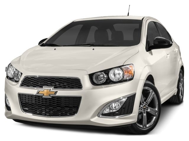 2016 Chevrolet Sonic RS Auto Sedan Medford, OR