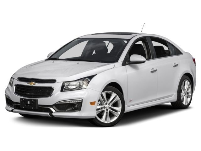 New 2016 Chevrolet Cruze Limited LTZ Auto Sedan for sale in the Boston MA area